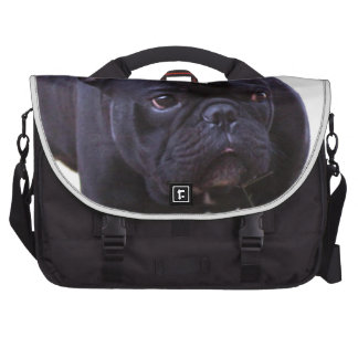 French Bulldog dog Laptop Commuter Bag