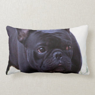French Bulldog dog Lumbar Pillow