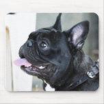 French bulldog dog mouse pad