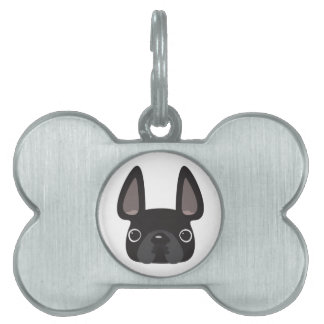 French Bulldog Dog Tags