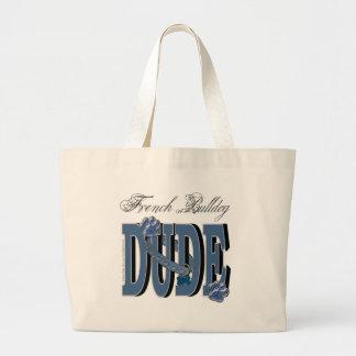 French Bulldog DUDE Bag