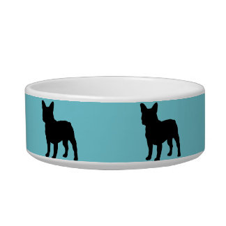 French Bulldog Food Dish Frenchie Bowl