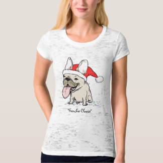 "French Bulldog ""Frenchie Clause"" Tees"