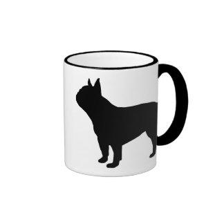 French Bulldog Gear` Ringer Coffee Mug
