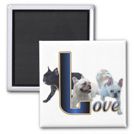 French Bulldog Gifts Magnet