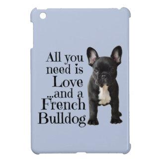 French Bulldog Glossy Finish Case - Love Case For The iPad Mini