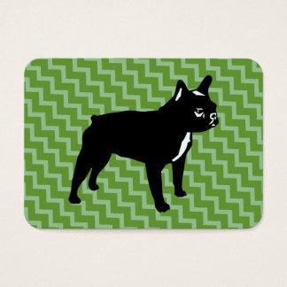 French Bulldog Green Cards