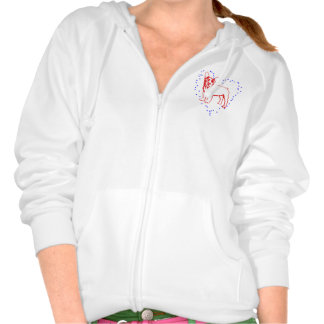 French Bulldog Hooded Pullover