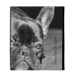 French Bulldog iPad Folio Covers