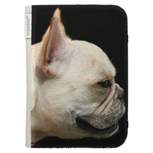 French Bulldog Kindle Covers