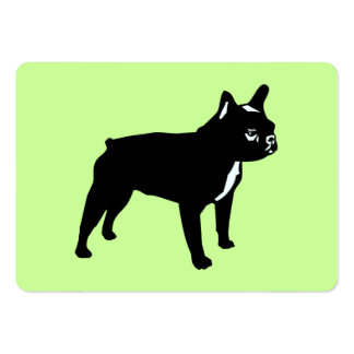 French Bulldog Large Business Card