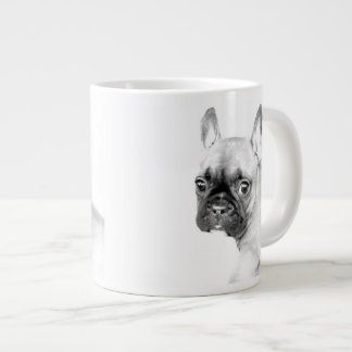 French Bulldog Large Coffee Mug