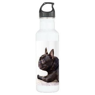 French Bulldog Liberty Water Bottle