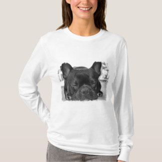 French Bulldog Long Sleeve T-Shirt