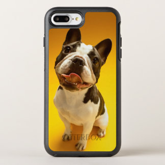 French Bulldog Looking Up OtterBox Symmetry iPhone 7 Plus Case