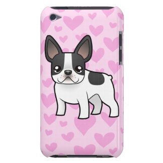 French Bulldog Love Barely There iPod Case