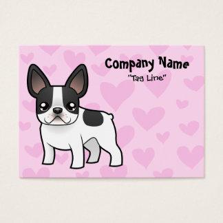 French Bulldog Love Business Card