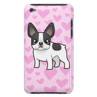 French Bulldog Love iPod Touch Case
