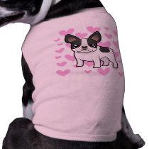 French Bulldog Love Shirt