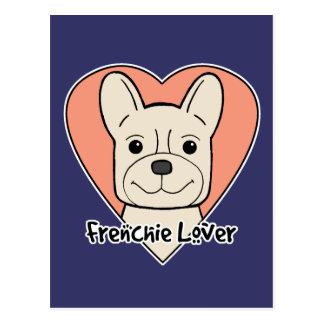 French Bulldog Lover Postcard