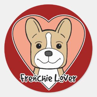French Bulldog Lover Sticker
