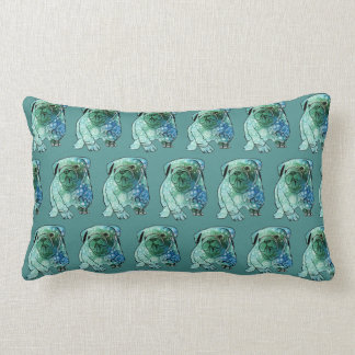 French Bulldog Lumbar Cushion