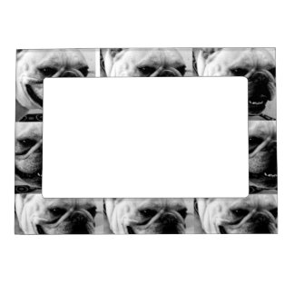 French Bulldog Magnetic Photo Frame
