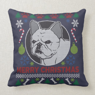 French Bulldog Merry Christmas