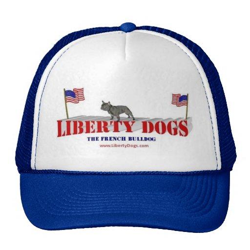 French Bulldog Mesh Hats