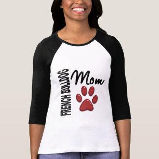 French Bulldog Mom 2 Tee Shirt