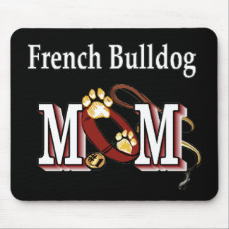 French Bulldog Mom Gifts Mouse Pad