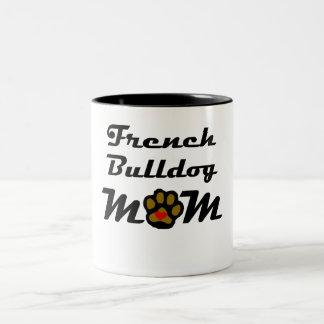 French Bulldog Mom Coffee Mugs