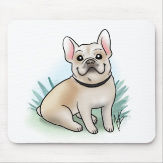 French Bulldog Mouse Pad Mouse Pads