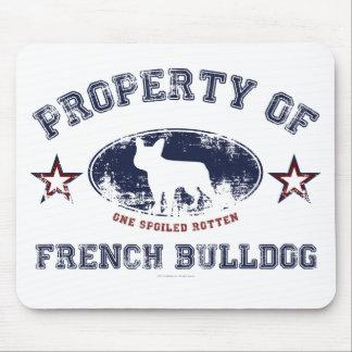 French Bulldog Mousepads