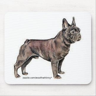 French Bulldog! Mousepads