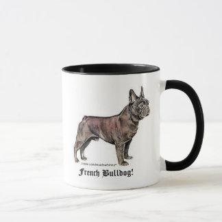 French Bulldog! Mug
