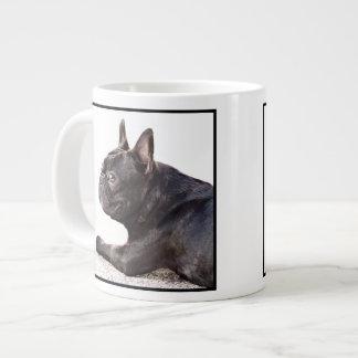 French Bulldog mug 20 Oz Large Ceramic Coffee Mug