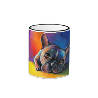 French Bulldog mug cute