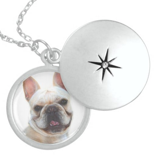 French bulldog necklace