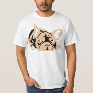 French Bulldog of poison T-shirt