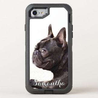 French Bulldog Otterbox phone OtterBox Defender iPhone 8/7 Case