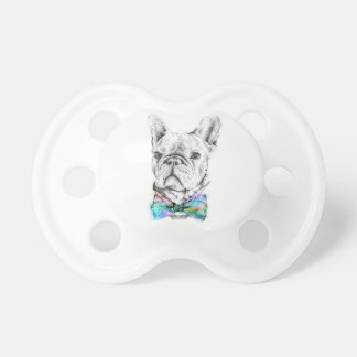french bulldog pacifer pacifier