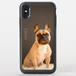 Otterbox Case with Bulldog Phone Cases design