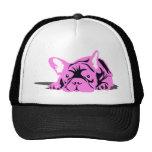 French Bulldog Pet pink Hat