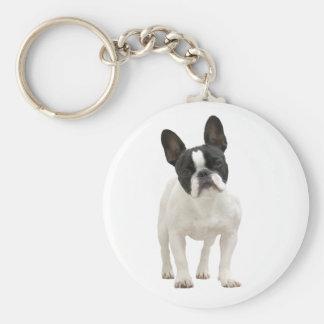 French Bulldog photo cute keychain, gift idea