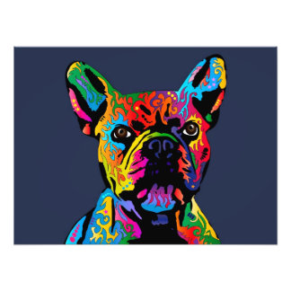 French Bulldog Art Photo