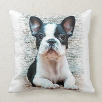 French Bulldog Pillows