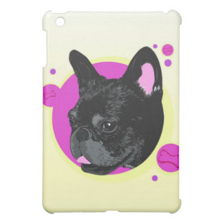 French Bulldog Pop Art Illustration Cover For The iPad Mini
