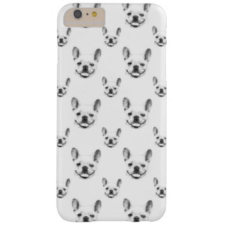French Bulldog Portrait Barely There iPhone 6 Plus Case
