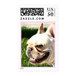French Bulldog Postage